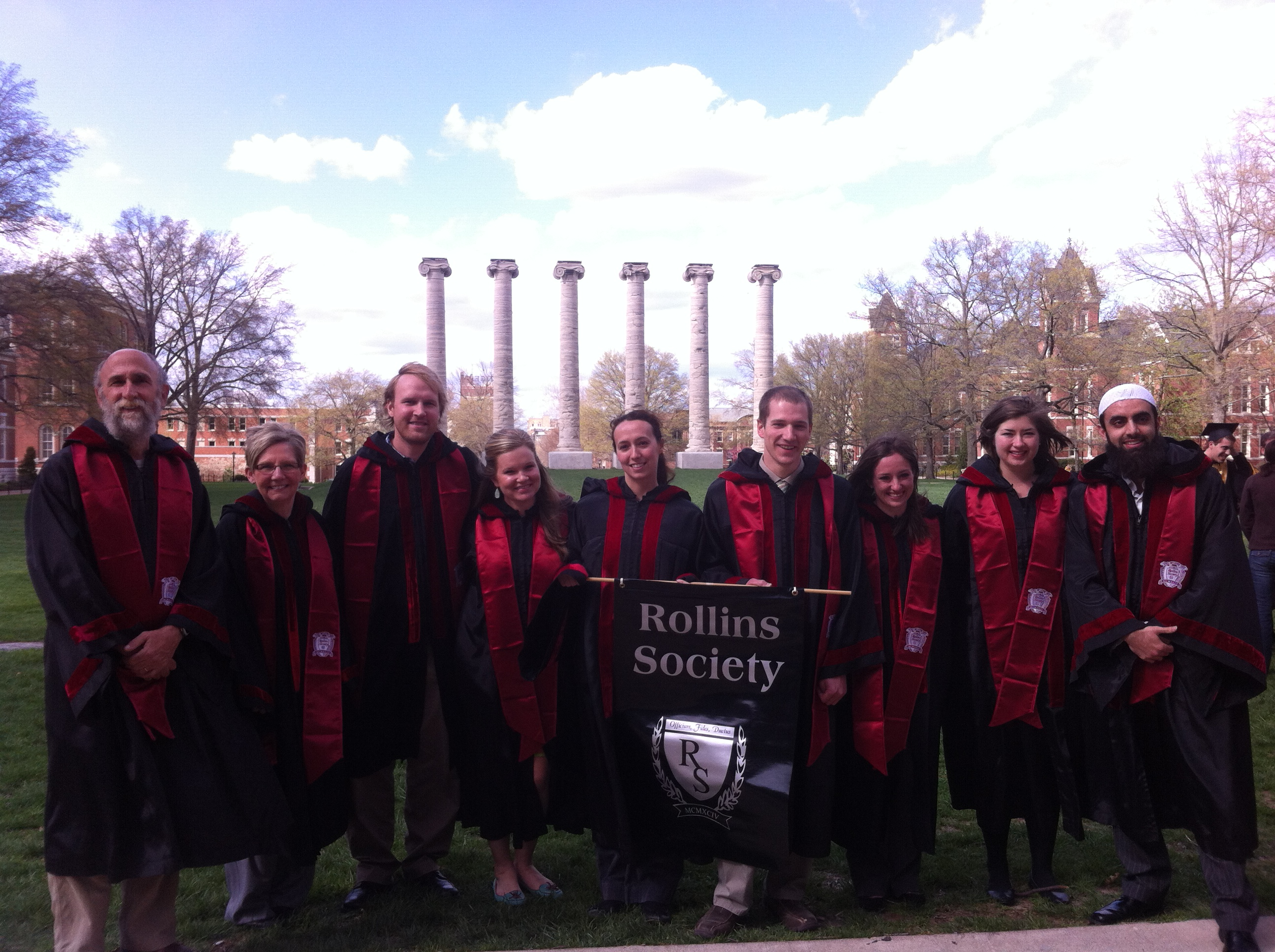 Rollins Society Class of 2013