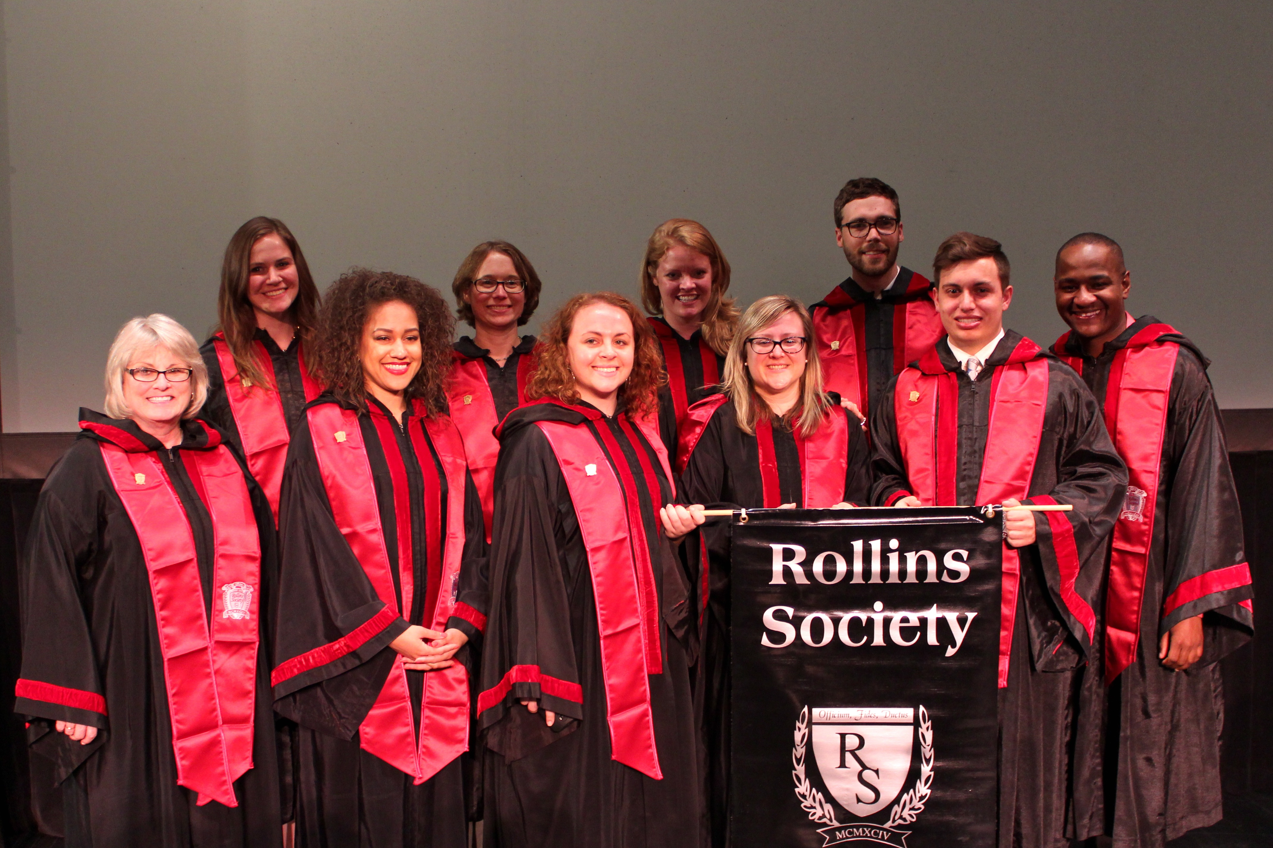 Rollins Society Class of 2015 picture